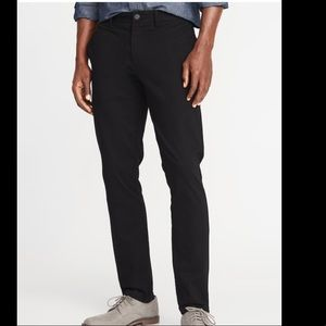 Old Navy ultimate built in flex chinos Black Jack